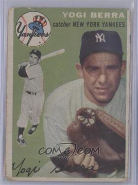 1954 Topps #50 - Yogi Berra