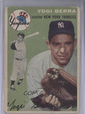 1954 Topps #50 - Yogi Berra [GoodtoVG‑EX]