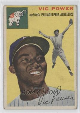 1954 Topps #52 - Vic Power [Good to VG‑EX]