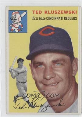1954 Topps #7 - Ted Kluszewski