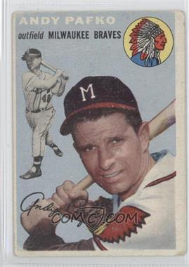 1954 Topps #79 - Andy Pafko