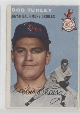 1954 Topps #85 - Bob Turley