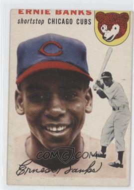 1954 Topps #94 - Ernie Banks