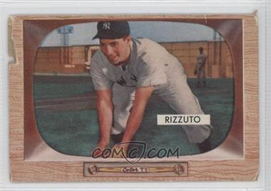 1955 Bowman - [Base] #10 - Phil Rizzuto [PoortoFair]