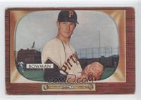 Roger Bowman [GoodtoVG‑EX]
