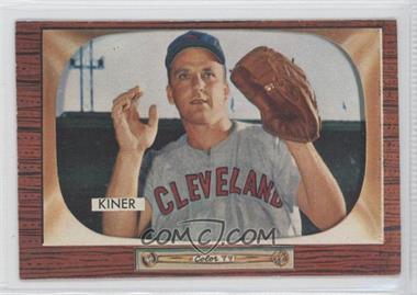 1955 Bowman - [Base] #197 - Ralph Kiner