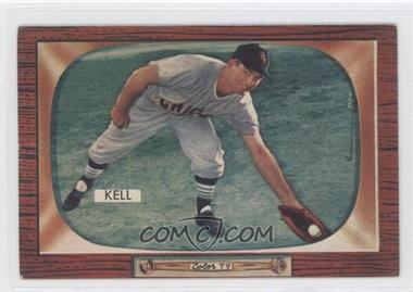 1955 Bowman - [Base] #213 - George Kell