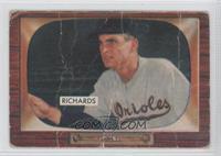 Paul Richards [Poor]