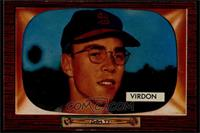 Bill Virdon [EX MT]