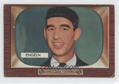 1955 Bowman - [Base] #301 - William Engeln [Poor to Fair]