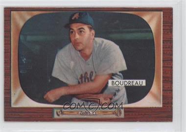 1955 Bowman - [Base] #89 - Lou Boudreau
