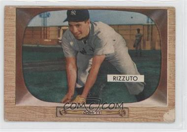1955 Bowman #10 - Phil Rizzuto