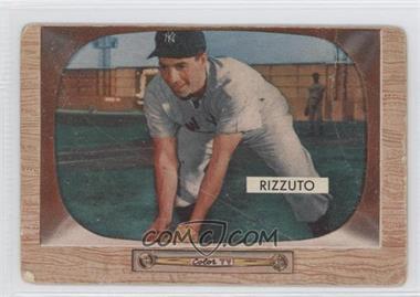 1955 Bowman #10 - Phil Rizzuto [PoortoFair]