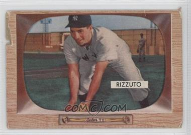 1955 Bowman #10 - Phil Rizzuto [Poor to Fair]