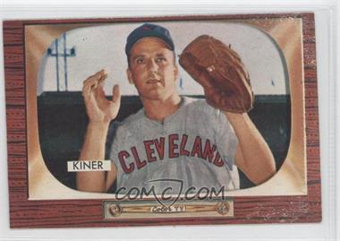1955 Bowman #197 - Ralph Kiner