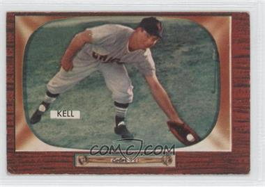 1955 Bowman #213 - George Kell