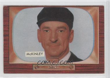 1955 Bowman #226 - W.F. Mckinley