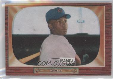 1955 Bowman #242 - Ernie Banks