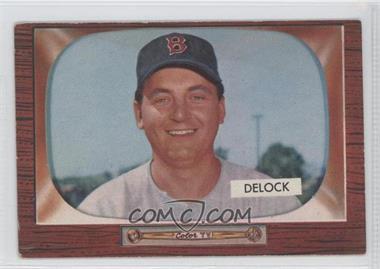 1955 Bowman #276 - Ivan Delock