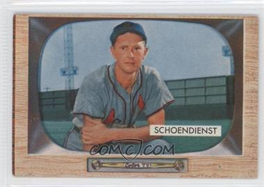 1955 Bowman #29 - Red Schoendienst