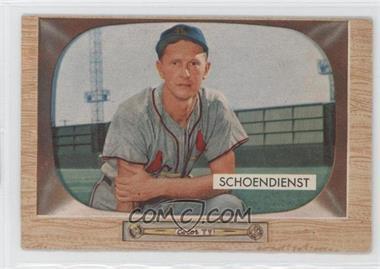 1955 Bowman #29 - Red Schoendienst