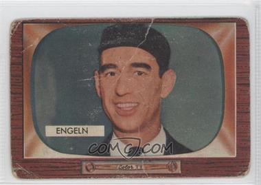 1955 Bowman #301 - William Engeln [Poor to Fair]