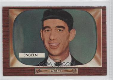 1955 Bowman #301 - William Engeln