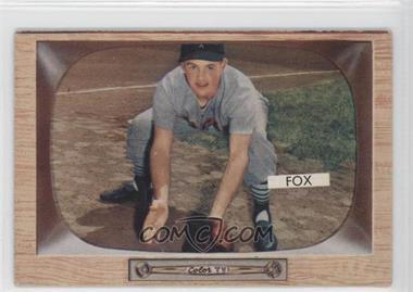 1955 Bowman #33 - Nellie Fox