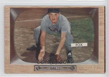 1955 Bowman #33 - Nellie Fox