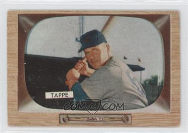 1955 Bowman #51 - El Tappe [Good to VG‑EX]