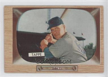 1955 Bowman #51 - El Tappe