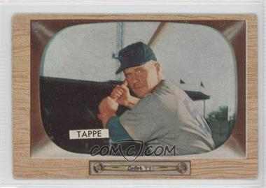 1955 Bowman #51 - Elvin Tappe [Good to VG‑EX]