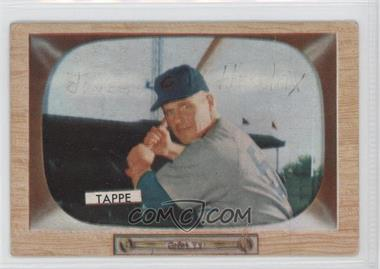 1955 Bowman #51 - Elvin Tappe [Poor to Fair]