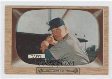 1955 Bowman #51 - Elvin Tappe