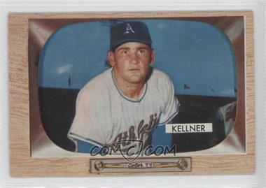 1955 Bowman #53 - Alex Kellner
