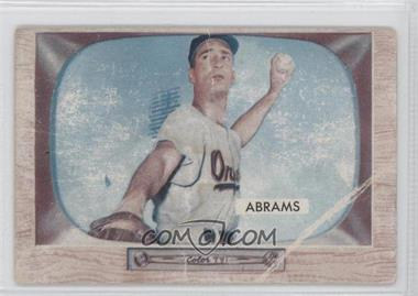 1955 Bowman #55 - Cal Abrams