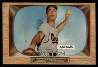 Cal Abrams [NM]