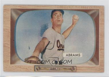1955 Bowman #55 - Cal Abrams [Good to VG‑EX]