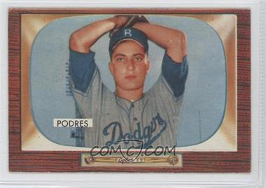 1955 Bowman #97 - Johnny Podres