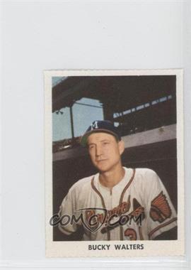 1955 Golden Stamps Milwaukee Braves - [Base] #N/A - Bud Watkins