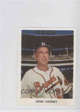 1955 Golden Stamps Milwaukee Braves #N/A - John Cooney