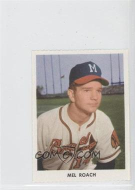1955 Golden Stamps Milwaukee Braves #N/A - Mel Roach