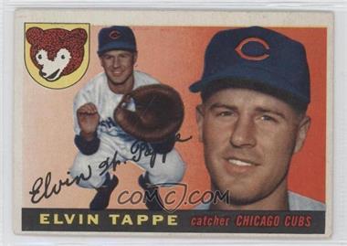 1955 Topps - [Base] #129 - Elvin Tappe