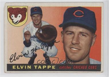 1955 Topps - [Base] #129 - Elvin Tappe [Good to VG‑EX]