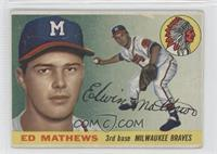 Eddie Mathews [Poor]