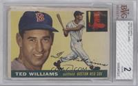 Ted Williams [BVG 2]