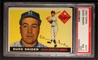 Duke Snider [PSA7(OC)]