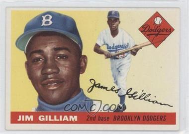 1955 Topps - [Base] #5 - Jim Gilliam