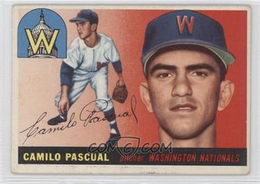 1955 Topps - [Base] #84 - Camilo Pascual