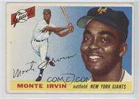 Monte Irvin [Poor to Fair]